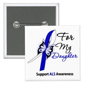 Ayuda del ALS para mi hija Pin Cuadrado