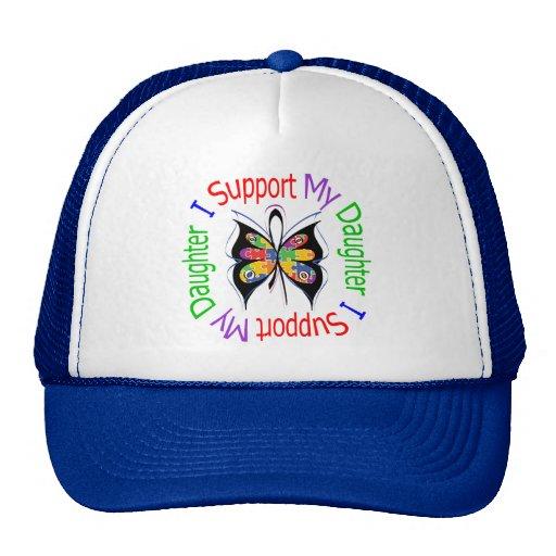 Ayuda del autismo I mi hija Gorra