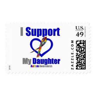 Ayuda del autismo I mi hija Sello