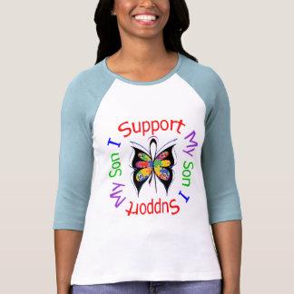 Ayuda del autismo I mi hijo Camisetas