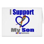 Ayuda del autismo I mi hijo Tarjeton