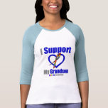Ayuda del autismo I mi nieto Camiseta