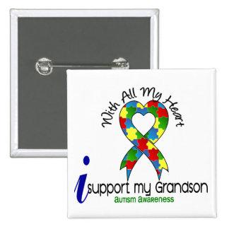 Ayuda del autismo I mi nieto Pins