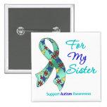 Ayuda del autismo para mi hermana pin