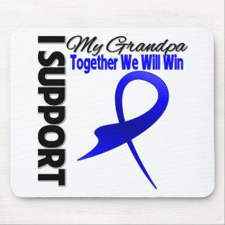 Ayuda del cáncer de colon I mi abuelo Alfombrilla De Ratones