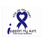 Ayuda del cáncer de colon I mi tía Postal