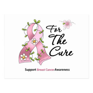 Ayuda del cáncer de pecho para la curación postal