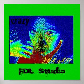 Ayuda del FDL Poster