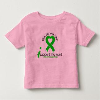 Ayuda del LINFOMA I mi tía Camisetas