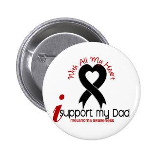 Ayuda del melanoma I mi papá Pin