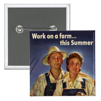 Ayuda en la protección de la granja durante WWII Pin