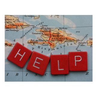 Ayuda Haití Postal