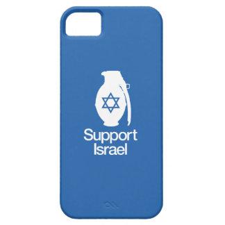 Ayuda Israel - caso del iPhone del conflicto de Ga iPhone 5 Case-Mate Carcasa