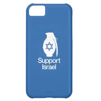 Ayuda Israel - caso del iPhone del conflicto de Ga Funda Para iPhone 5C