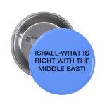 Ayuda Israel Pin