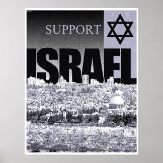 Ayuda Israel Póster
