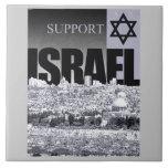 Ayuda Israel Teja Cerámica