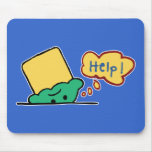 ¡Ayuda! - Mousepad Tapetes De Ratón