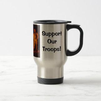 Ayuda OurTroops Taza Térmica