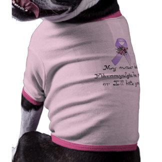 Ayuda para los seres humanos camisa de perrito