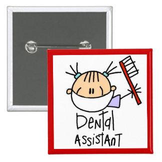 Ayudante de dentista pin