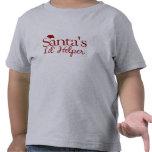 Ayudante de Lil de Santa Camiseta