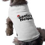 Ayudante de Santas Ropa Perro