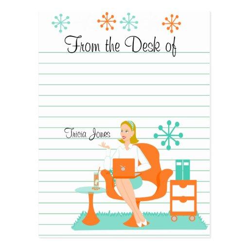 Ayudante personal postales