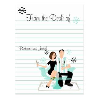 Ayudante personal postal