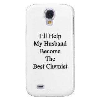 Ayudaré a mi marido a hacer el mejor químico funda para galaxy s4