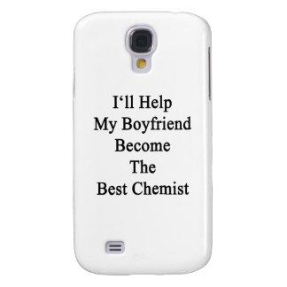 Ayudaré a mi novio a hacer el mejor químico funda para galaxy s4