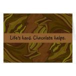 ayudas del chocolate