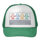 Ayude para los huérfanos verdes/el gorra blanco de