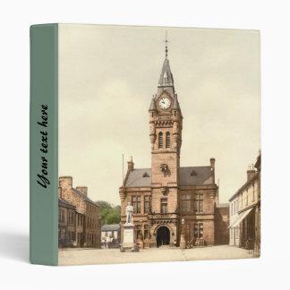 """Ayuntamiento, Annan, Dumfries y Galloway, Escocia Carpeta 1"""""""