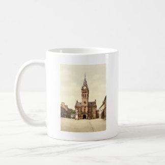 Ayuntamiento, Annan, Dumfries y Galloway, Escocia Tazas De Café
