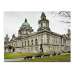 Ayuntamiento Belfast Tarjetas Postales