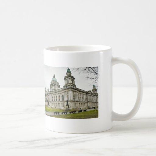 Ayuntamiento Belfast Taza De Café