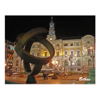 Ayuntamiento Bilbao Tarjetas Postales
