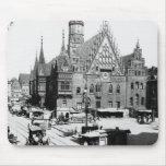Ayuntamiento, Breslau Polonia, c.1910 Alfombrilla De Ratones