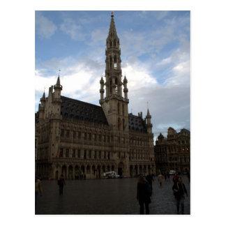Ayuntamiento Bruselas Postal