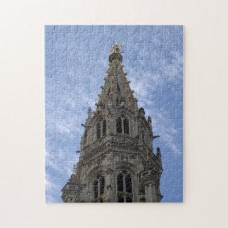 Ayuntamiento, Bruselas Puzzles Con Fotos