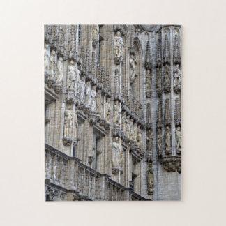 Ayuntamiento, Bruselas Rompecabezas