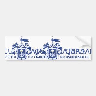 Ayuntamiento GDL, Mexico Car Bumper Sticker