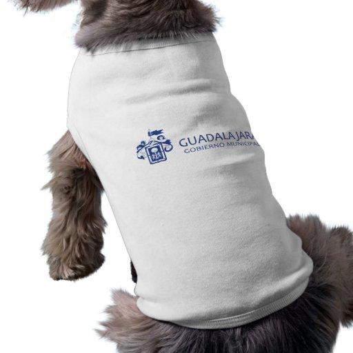 Ayuntamiento GDL, México Camisas De Mascota