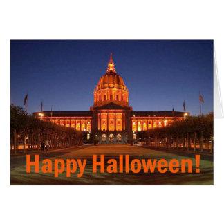 Ayuntamiento Halloween Felicitación