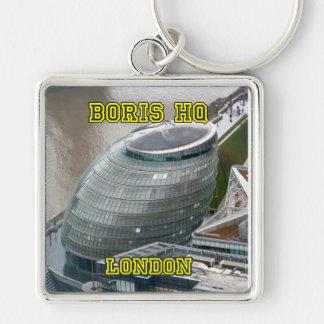 Ayuntamiento Londres el HQ de Boris Llaveros