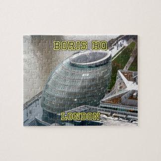 Ayuntamiento Londres el HQ de Boris Rompecabeza Con Fotos