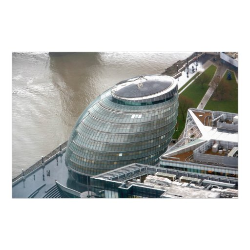 Ayuntamiento Londres Inglaterra Papeleria