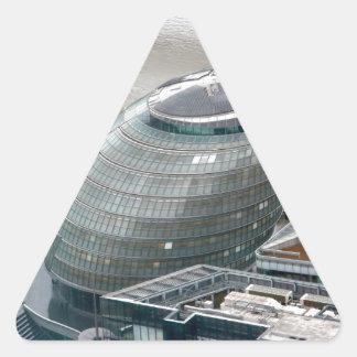Ayuntamiento Londres Inglaterra Pegatinas Trianguloes