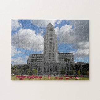Ayuntamiento Los Ángeles Rompecabeza